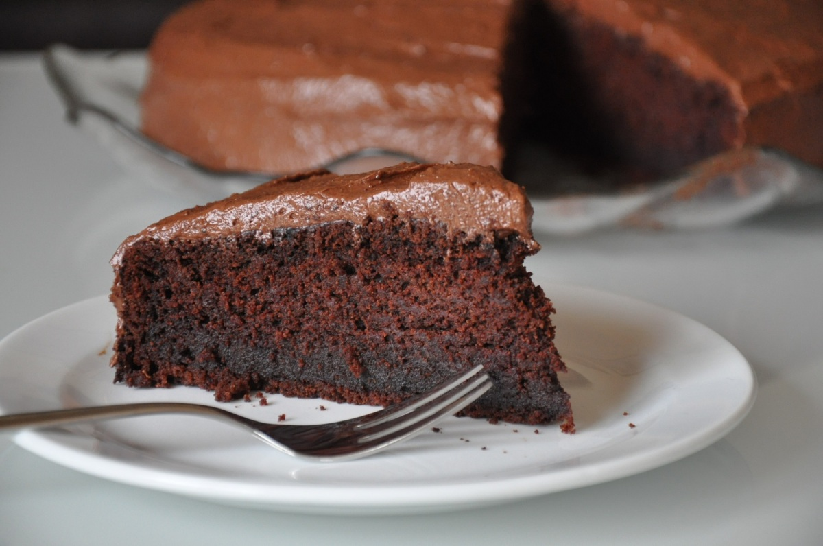 The Best Vegan Chocolate Cake Recipe
